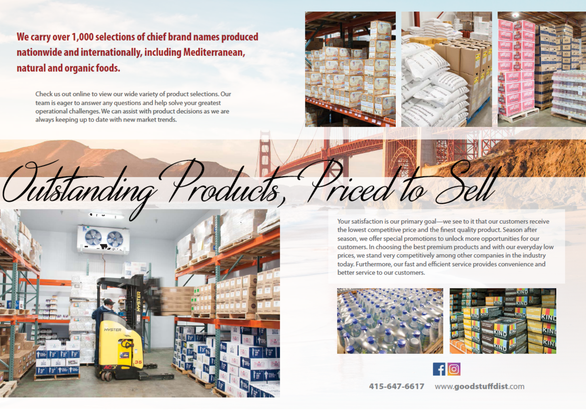 Good Stuff Distributor, Inc  | Wholesale Distributor for